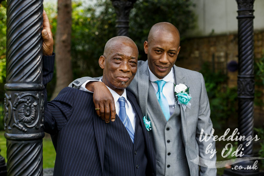 Wedding photographer south east London